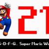Pixel Velho 21 – A-S-D-F-G… Super Mario World