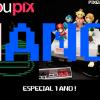 Pixel Velho Especial – 1 ANO NO AR!
