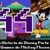 Pixel Velho 44 – A História da Disney Parte I: Games do Mickey Mouse