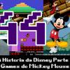 Pixel Velho 44 – A História da Disney Parte I: Games do Mickey Mouse
