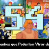 Pixel Velho 54 – Desenhos que Poderiam Virar Jogos